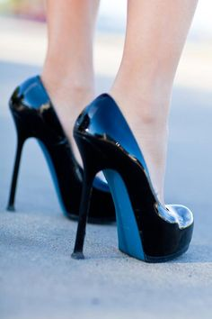 heel - YSL. #shoe #love *and some more luv^_~