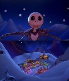 Nightmare Before Christmas - a family favourite. Are you a goth if you can sing all the songs?