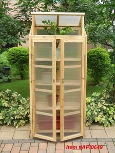 Old Glass Greenhouse Repurposed Sliding Doors Or Maybe