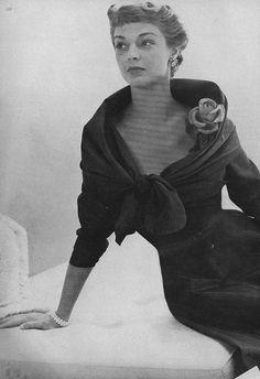 Vintage dress 1948