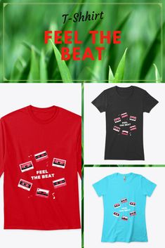 Discover Beat T-Shirt, a custom product made just for you by Teespring. Beats, Just For You, Feelings, Mens Tops, T Shirt, Clothes, Fashion, Supreme T Shirt, Outfits