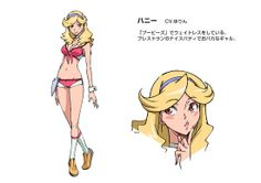 Second Space Dandy trailer offers English dub