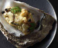 Oyster Tempra - 岩牡蠣の天麩羅