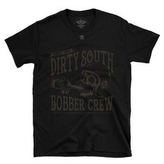 dirty cobber crew. Bad To The Bone, Mens Tops
