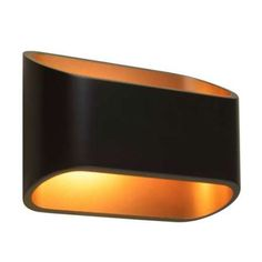 Eclipse is a direct-indirect LED sconce made of extruded aluminum with no visible light source from any angle. Its contemporary organic design allows for a modern look with a warm classic glow illuminating the wall from either side of its elliptical bod Beach House Lighting, Club Lighting, Barn Lighting, Modern Lighting, Basement Lighting, Lighting Ideas, Candle Wall Sconces, Wall Sconce Lighting, Hallway Sconces