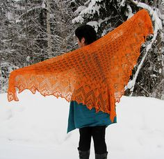 Ravelry: Eikku-67's Aeolian-shawl for my friend