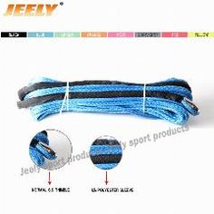 [ $74 OFF ] 10Mm 40M 12 Strand Uhmwpe Synthetic 4X4/atv Winch Rope With Thimble Wholesaler
