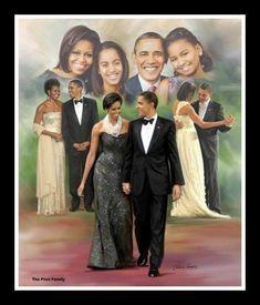 Michelle Obama, Barack Obama Family, Malia Obama, Obamas Family, Obama President, Black Presidents, American Presidents, American History, Joe Biden