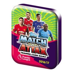 50 cards + gold ltd ed Topps Match Attax 2016 2017 16 17 1x RANDOM Mega tin
