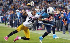 Titans upset the Steelers Week 6