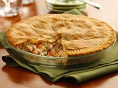Classic Chicken Pot Pie by Betty Crocker Recipes, via Flickr
