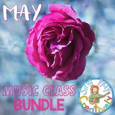 May Music Class Bundle: Songs, Games, Printables, Kodaly, Orff Lessons #musiceducation #iteachmusic