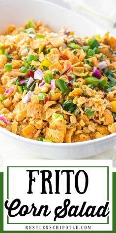 Best Potluck Dishes, Potluck Side Dishes, Side Dishes For Bbq, Summer Side Dishes, Best Side Dishes, Corn Side Dishes, Summer Cookout Sides, Summer Picnic Salads, Summer Potluck