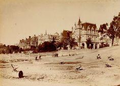 1890's Buenos Aires. Palacetes de Recoleta