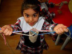 El Göz Koordinasyonu-Okul öncesi eğitim : MİNİ GÜNCE