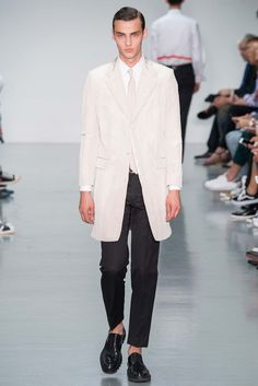 London Collections Men | Mathew Miller Saiba mais sobre os desfiles do #LondonCollectionsMen em moda.atarde.com.br