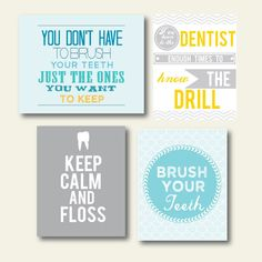 dental office decor - Google Search