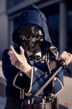 I have just ordered this game and its an awesome Dishonored cosplay