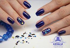 Dark Nails, Nails Inspiration, Gel Polish, Nail Art Designs, Manicure, Instagram Posts, Fingernail Designs, Manicure Ideas, Nail Bar