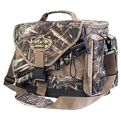 Hunting- Rig'em Right Deluxe Spinner Hunting Bag - Max 5 Camo 085 >>> Read more reviews of the product by visiting the link on the image.