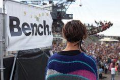 Bench @ MeltFestival