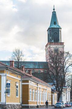©lempipaikalla_puutaloalueet-13 Finland, Mansions, House Styles, Places, Home Decor, Decoration Home, Manor Houses, Room Decor, Villas