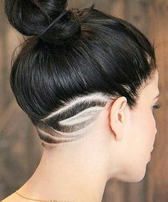 Beautiful hair art!