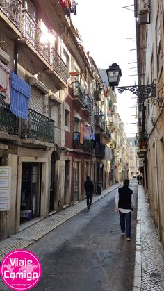 Lisboa - lugares para conhecer em Portugal