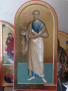 Byzantine Art, Orthodox Icons, Fresco, Saints, Princess Zelda, Statue, Fictional Characters, Ideas, Byzantine Icons