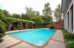 Pool with Lap Lane.