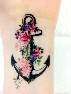 Best Anchor Tattoo Ideas
