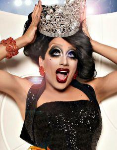Bianca Del Rio - Brilliantly funny! My all time favorite Queen!