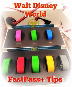 Walt Disney World FastPass+ Tips #wdw #fastpass+ #DIYDISNEY