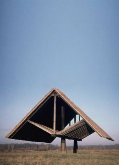 Oton Jugovec, Floating Roof (1970).