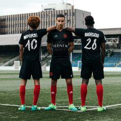 Camisa de 120 anos do Red Star FC Adidas