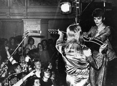 Bowie and Ronno