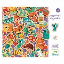 Magnetspiel Magniville von Djeco
