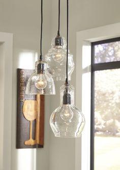 Laurel Foundry Modern Farmhouse Auguste 3-Light Kitchen Island Pendant & Reviews   Wayfair