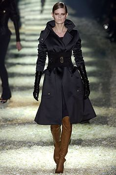 Gucci - Fall 2003 Ready-to-Wear - Look 6 of 45