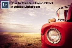 The lomography look can be replicated in Lightroom for creating fun, vintage-style effects for your photos. The colors and vignetting created by toy cameras result in a distinct look, and in this tutorial we'll go through the process of creating a lomo-inspired effect in Lightroom. And if you want to save a little bit of time, you can also download a preset created in this tutorial and put it to use in your own work.