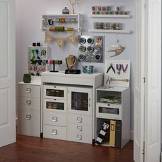 3 Tips for Organizing Your Supplies Without Adding More Space - Interweave