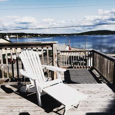 || Enjoying a cup of joe and the view. [A] #OUTINON #ExploreCanada #DildoCove