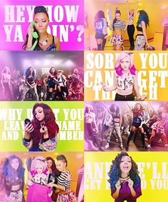 How Ya Doin'? - Little Mix xxxx