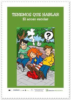 Burbuja de Lenguaje: Tenemos que Hablar (Acoso Escolar): Empatía, Resol...