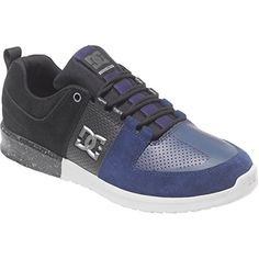 DC Lynx Lite SE Skate Shoe Black Navy 11 M US *** Learn more by visiting the image link.