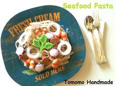 Etsy Pretend alimentaire-feutre alimentaire - jouer nourriture pâtes de fruits de mer