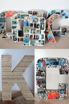 DIY Grad Gifts, Cheap and Easy and Personal. Click for instruction