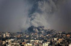 Gaza. War.