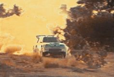 """amjayes: """"The 205 T16 was the most incredible rally car ever..."""