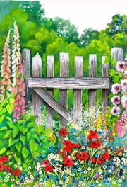 My Country Garden Main Page